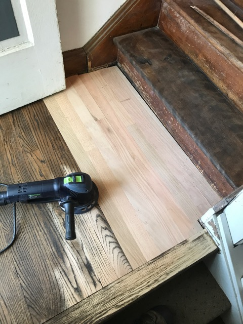 Hardwood Floor Repairs | Handyman Training